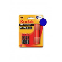 KODAK Φακός 9-LED Μπλε + 3 x KODAK Μπαταρίες AAA