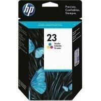 HP Νο23 (C1823D) Μελάνι Εκτυπωτή Inkjet Tri-Color Original