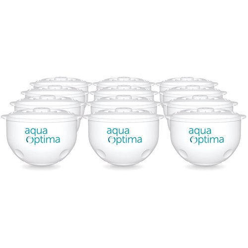 AQUA OPTIMA SWP337 60-DAY Ανταλλακτικά Φίλτρα 12τμχ 2 Ετών για Black & Decker, Hyundai & Aqua Optima