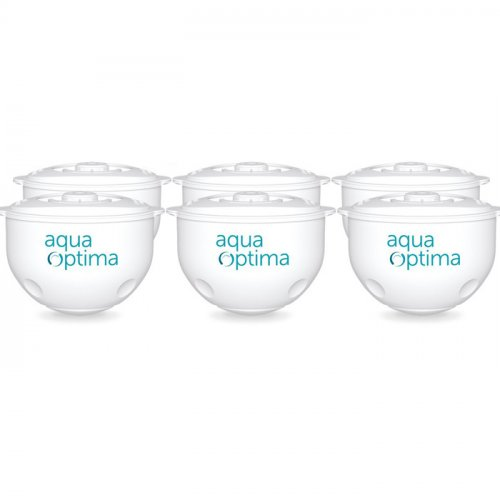 AQUA OPTIMA SWP336 60-DAY Ανταλλακτικά Φίλτρα 6τμχ 1 Έτους για Black & Decker, Hyundai & Aqua Optima (Aqua Optima Original 6τμχ) 0000671
