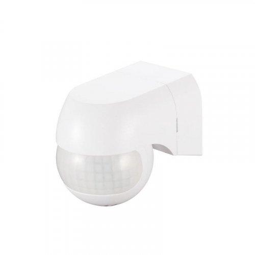 EUROLAMP 147-02001 Ανιχνευτής Κίνησης Λευκός IP44 800W 240V