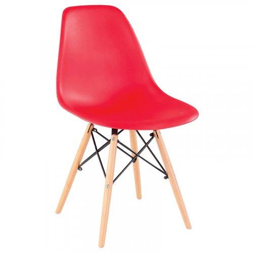 FYLLIANA Y-134 606-25-052 Καρέκλα Κόκκινη