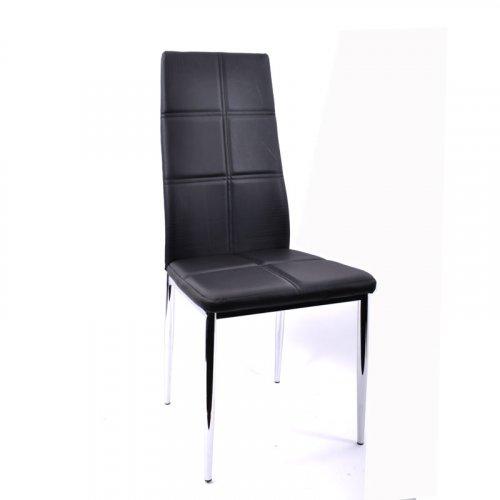 FYLLIANA HTCO-79 606-16-060 Καρέκλα Μαύρο