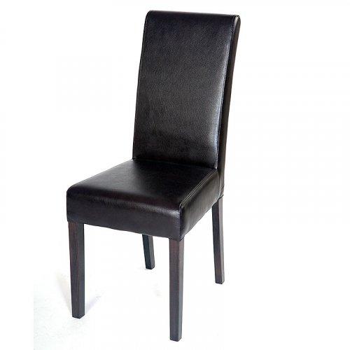FYLLIANA FLN1 Τ6.2 839-15-028 Καρέκλα Τραπεζαρίας Καφέ