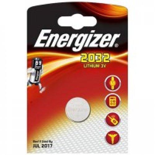 ENERGIZER CR2032 3V Μπαταρία Λιθίου 140155