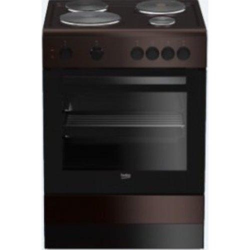 BEKO FSS 66001 GBR Ηλεκτρική Κουζίνα 71lt - A - 60cm