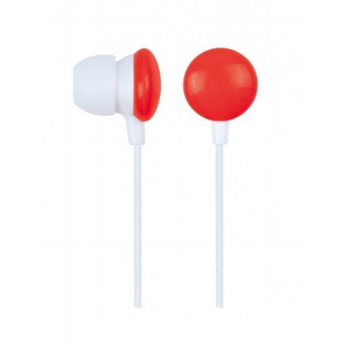 GEMBIRD MHP-EP-001-R Candy In-Ear Ακουστικά Κόκκινα
