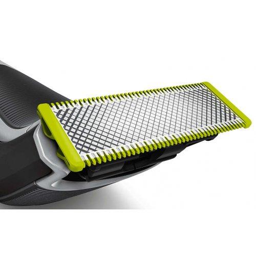 PHILIPS QP6510/20 One Blade Pro Επαναφορτιζόμενη Ξυριστική Μηχανή 0013477