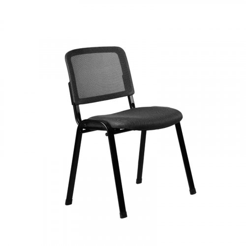 FYLLIANA 3003Μ 093-27-091 Καρέκλα Επισκέπτη Μαύρη 51*60*79.5