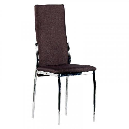 FYLLIANA C-157S 617-17-012 Καρέκλα Καφέ 42 x 42 x 97 εκ.