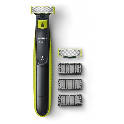 PHILIPS QP2520/30 OneBlade Επαναφορτιζόμενη Ξυριστική Μηχανή Wet & Dry