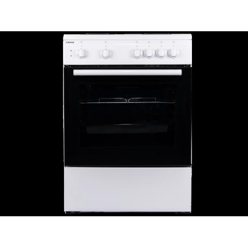 ALTUS AL 584 GW Ηλεκτρική Κουζίνα Εμαγιέ 71lt - A -  (Π x Υ x Β): 60 x 85 x 60 cm 0013308