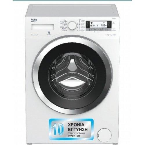 BEKO WTE 11735 XCST Πλυντήριο Ρούχων 11kg - A+++ - Στροφές: 1400/λεπτό -  (Υ x Π x Β): 85 x 60 x 62 cm 0010182