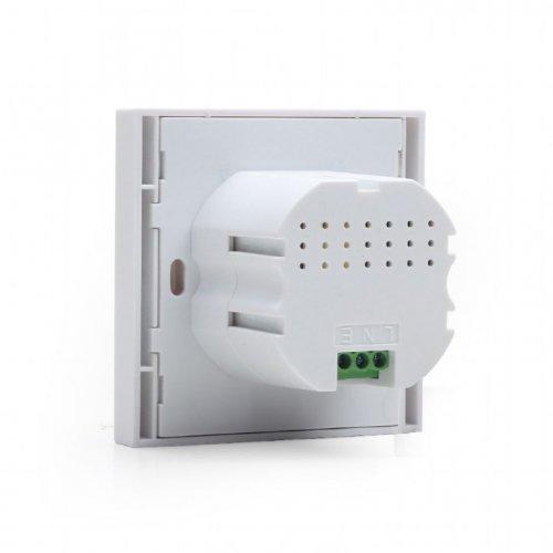 CABLEXPERT MWS-ACUSB2-01 Πρίζα Τοίχου & Φορτιστής (2 σε 1) με 2 USB Ports Λευκό 0014172