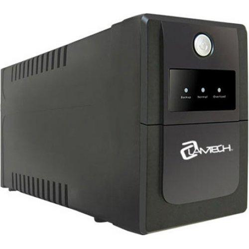 LAMTECH K650VA AVR (LAM041317) UPS με AVR - CPU 12V7AH  - 2 schuko socket 0014425