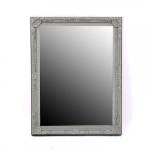 FYLLIANA SF60113M 337-17-005 Καθρέπτης Γκρι 33.5*44 (27.5*37)εκ. 0014078