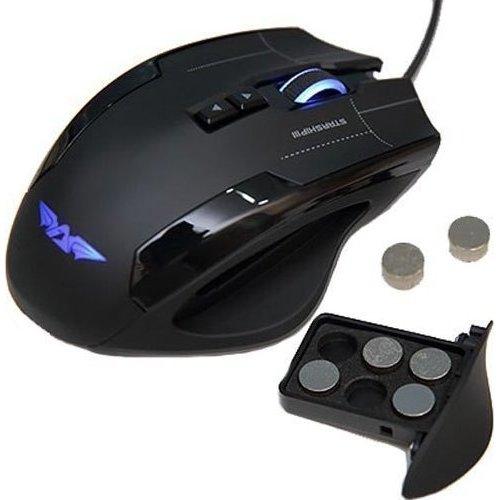 ARMAGGEDDON NRO-5 Starship III Ενσύρματο Ποντίκι Gaming 9800 DPI - 9 Πλήκτρα