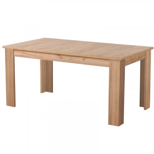 FORMA IDEALE Oscar TS 160 11005755  Τραπέζι Τραπεζαρίας Golden Oak 160,5 x 90 x 76,5