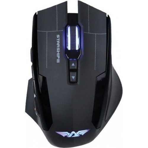 ARMAGGEDDON NRO-5 Starship III Ενσύρματο Ποντίκι Gaming 9800 DPI - 9 Πλήκτρα 0014439