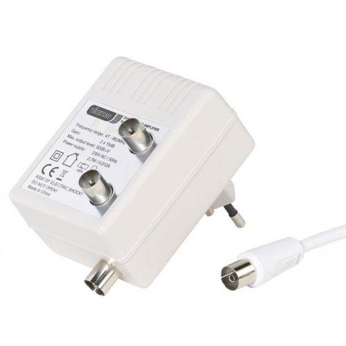 VIVANCO VZV 15-NJ (43076) Ενισχυτής Σήματος DVB-C/DVB-T Λευκός