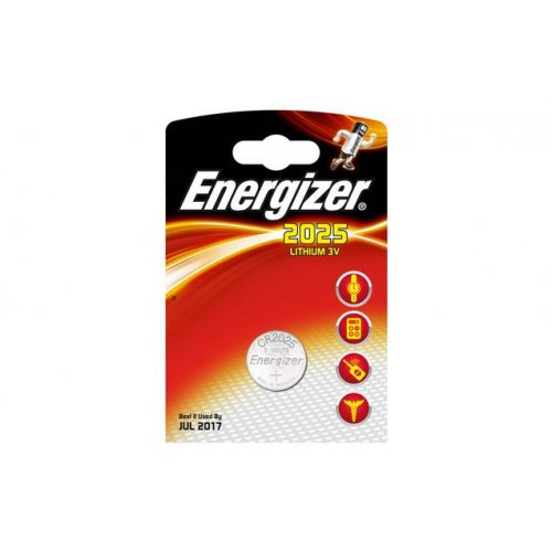 ENERGIZER CR2025 Μπαταρία Λιθίου 0012189