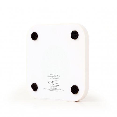 ENERGENIE EG-WCQI-02-W WIRELESS QUALCOMM 3,0 CHARGER SQUARE WHITE 5W 0014886