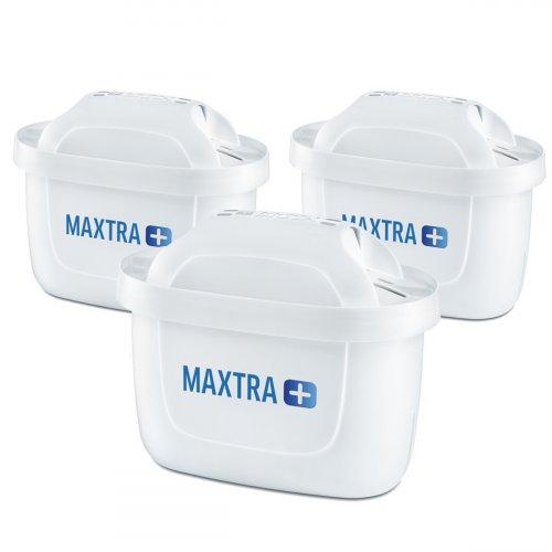 BRITA MAXTRA+ (New Model 2017) 3 ΤΕΜ Ανταλλακτικό Φίλτρο Νερού - 3 ΤΕΜΑΧΙΑ