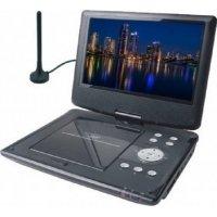 "FELIX FXV-1019N Φορητό DVD player με οθόνη 10,1"" με Eνσωματωμένο Ψηφιακό TV TUNER DVB-T2 MPEG-4 H.26"
