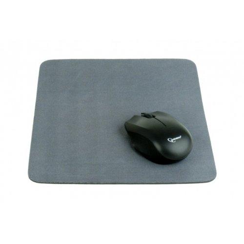 GEMBIRD MP-A1B1-GREY Cloth Mouse Pad Grey 0015224