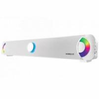 SONIC GEAR BT300W Bluetooth Soundbar White