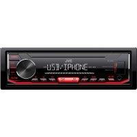 JVC KD-X252 Ράδιο Αυτοκινήτου USB/AUX/MP3 με Αποσπώμενη Πρόσοψη