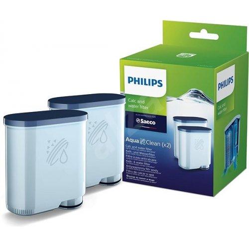 PHILIPS CA6903/01 (CA6903/22) Aqua Clean 2 τεμ Φίλτρα Νερού για Μηχανές Espresso (Saeco & Philips)
