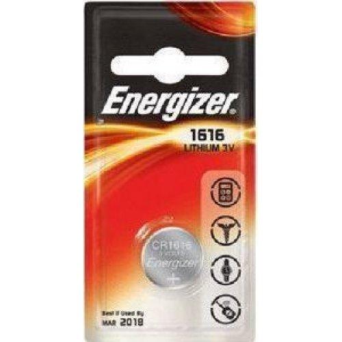 ENERGIZER CR1616 Μπαταρία λιθίου (κουμπί) Energizer CR1616 σε blister 1 μπαταρίας 0015717