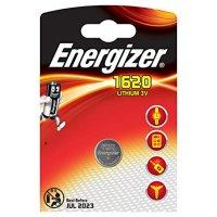 ENERGIZER CR1620 Μπαταρία λιθίου (κουμπί) Energizer CR1620 σε blister 1 μπαταρίας