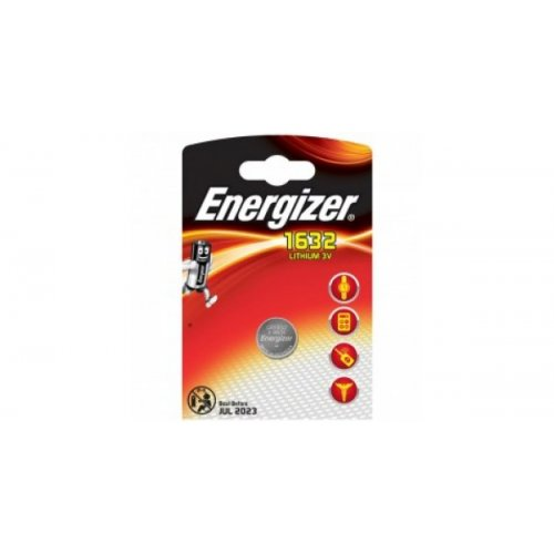 ENERGIZER CR1632 FSB1 Μπαταρία λιθίου (κουμπί) Energizer  σε blister 1 μπαταρίας