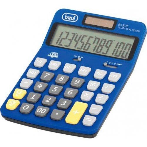 TREVI EC3775 BL Αριθμομηχανή Μπλε 0015836