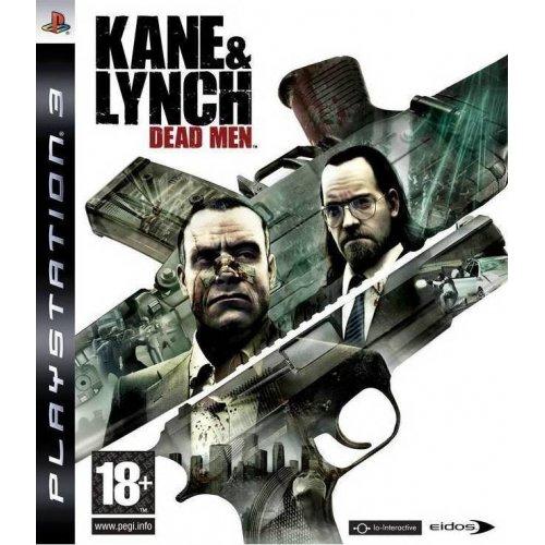 KANE & LYNCH: DEAD MEN Παιχνίδι PS3 (Ανοιγμένη Συσκευασία)