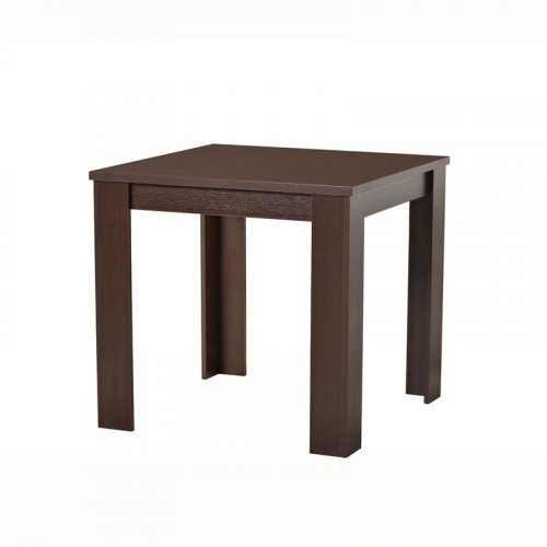 FORMA IDEALE 11001375 Τραπέζι DT Wenge 80*80*75 εκ.