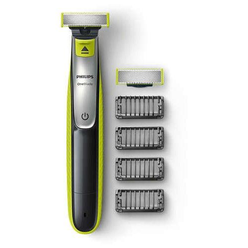 PHILIPS QP2530/30 Oneblade Επαναφορτιζόμενη Ξυριστική Μηχανή Wet & Dry