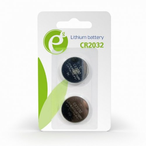 ENERGENIE EG-BA-CR2032-01 Button Cell CR2032 2-Pack