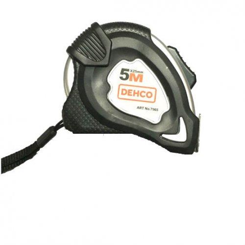 DEHCO 7565 Μέτρο Ρολό De Autolock 5m x 25mm 0017001