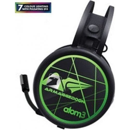 ARMAGGEDDON ATOM3 Gaming Headset 2,1 0017050