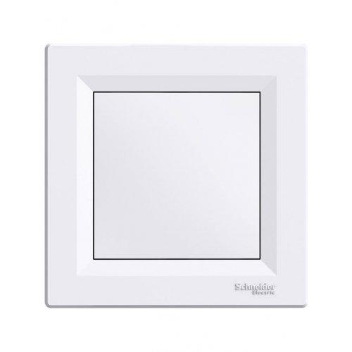 SCHNEIDER ASFORA EPH0100121 Διακόπτης Απλός Λευκός
