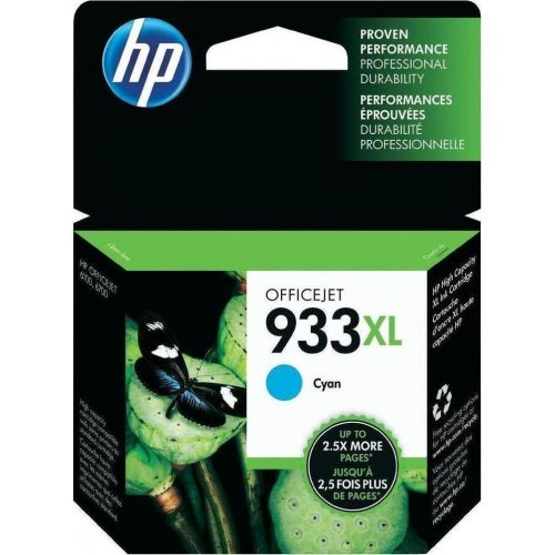 HP No933XL (CN054AE) Μελάνι Inkjet Cyan 0012545