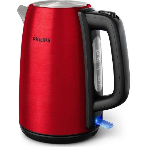 PHILIPS HD9352/60 Βραστήρας 2200 W - 1.7 lt Κόκκινος 0017382