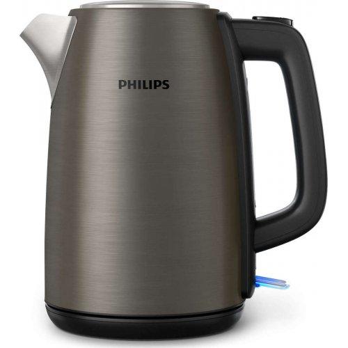 PHILIPS HD9352/80 Βραστήρας 2200 W - 1.7 lt Γκρι