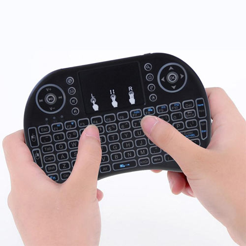 MEDIA-TECH MT1421 Wireless Mini Keyboard For Smart TV 0017344