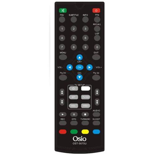 Χειριστήριο για DVB-T OSIO OST-5075U
