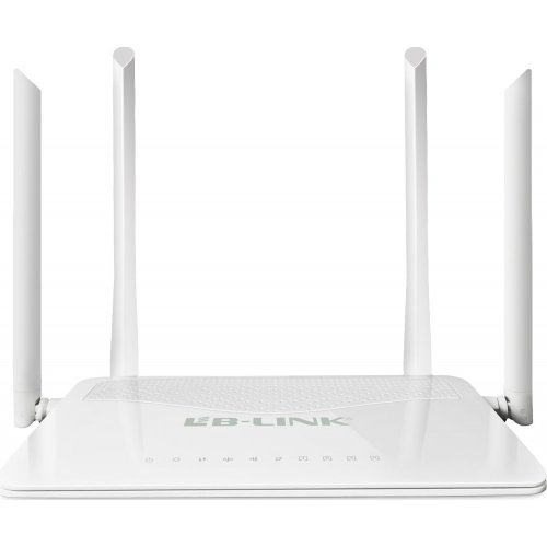 LB-LINK BL-WDR4600 Wireless Dual-Band N Router 600Mbps