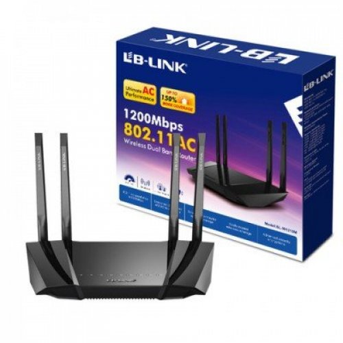 LB-LINK BL-W1210M Wireless Dual Band Router 802.11AC 0017684